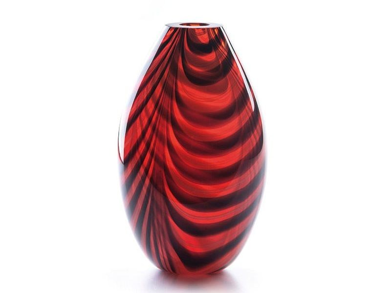Murano glass vase KNIGHT by Purho