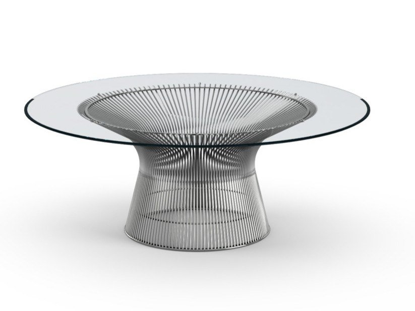 Knoll Platner Coffee Table By Archiproducts Com Design Warren Platner