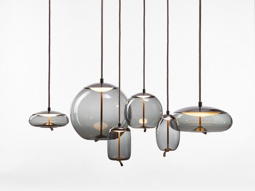 Knot Pendant Lamp By Brokis Design Chiaramonte Marin