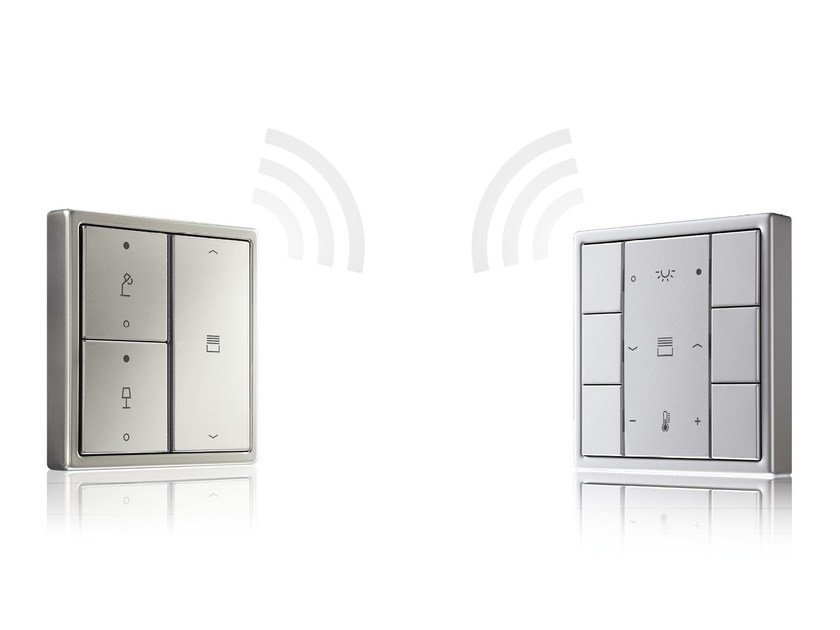 KNX wall transmitter KNX RF by JUNG