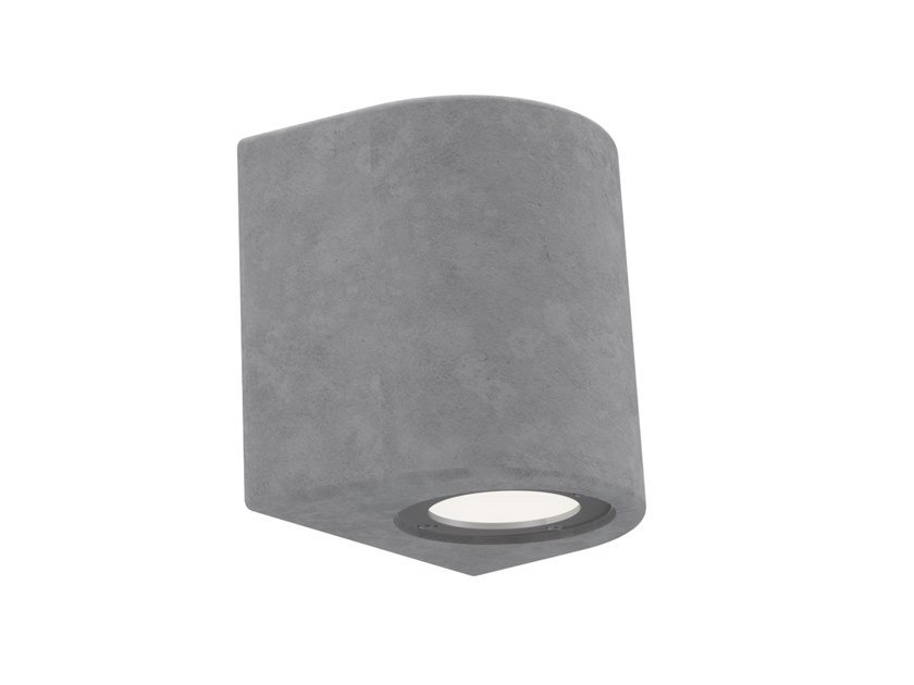 LED cement Outdoor wall Lamp KOALA by Martinelli Luce