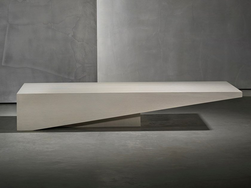 Rectangular coffee table KOBE by Piet Boon