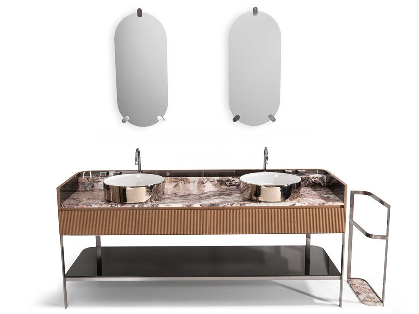 Kobol Double Vanity Unit