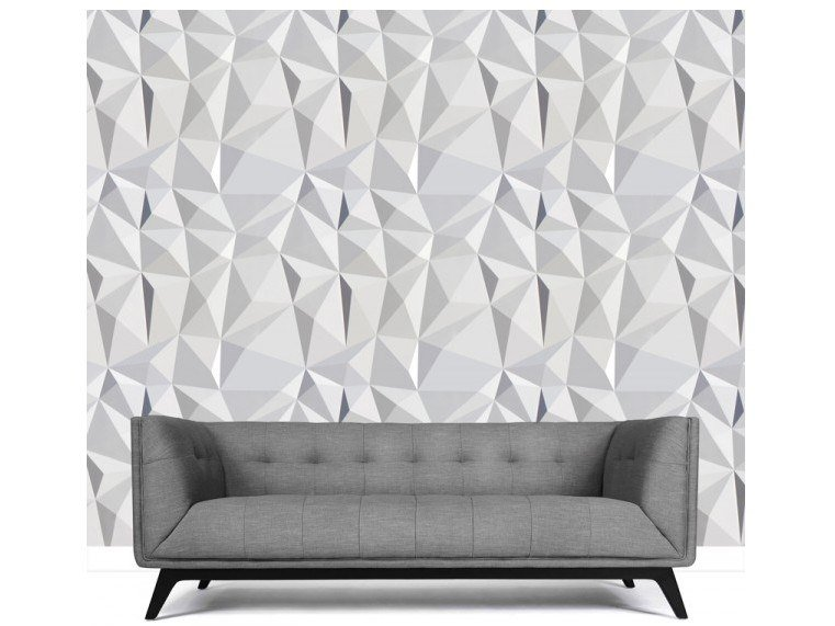 Indoor plaster 3D Wall Cladding KOH-I NOR by GESSO