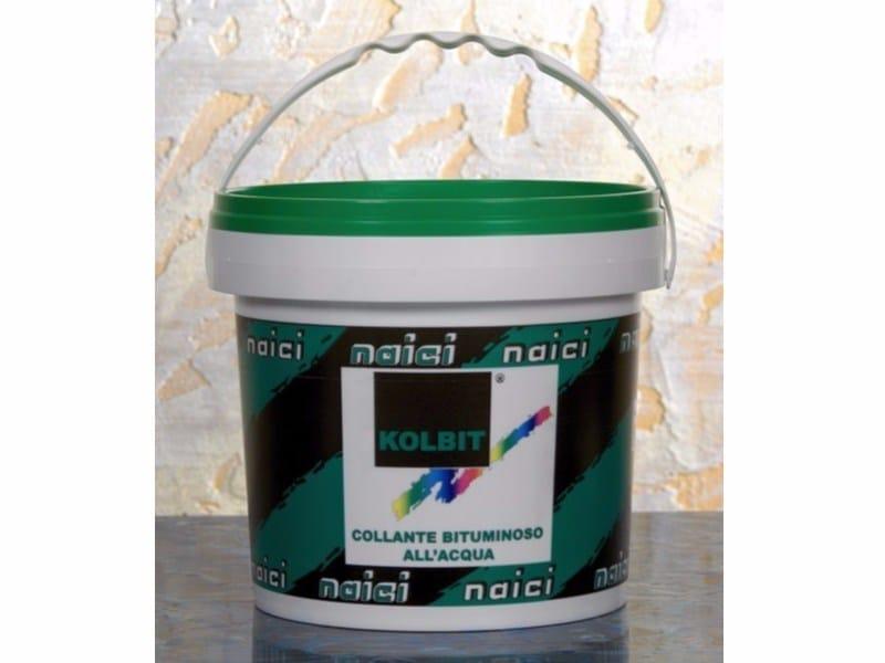 Glue and mastic KOLBIT by NAICI ITALIA