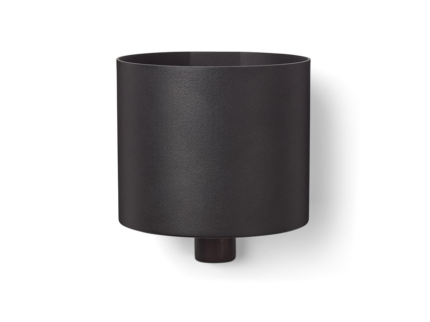 Wall-mounted vase KOLLAGE | Wall-mounted vase by Gejst