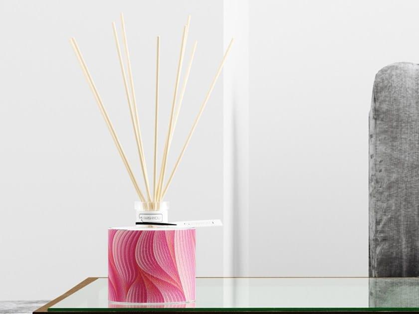 Natural stone Air freshener dispenser KOMBER Prestige - Melograno by IWISHYOU