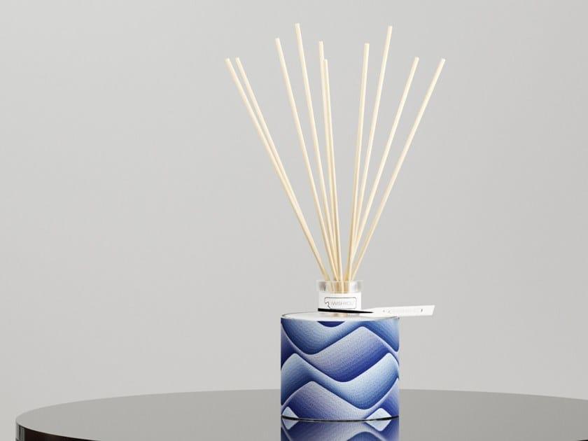 Natural stone Air freshener dispenser KOMBER Prestige - Tabacco e Agrumi by IWISHYOU