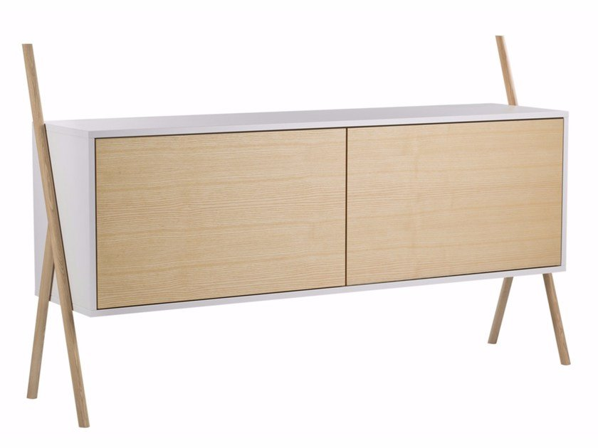 Sideboard with doors KOMMOD Large by kommod