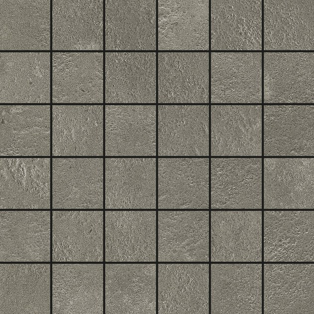 MOSAICO PLAIN KOMPACT  DARK GREY