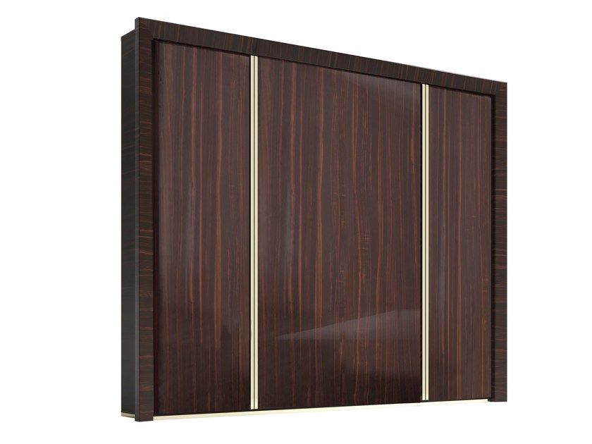 Solid wood wardrobe KONDOR by Capital Collection