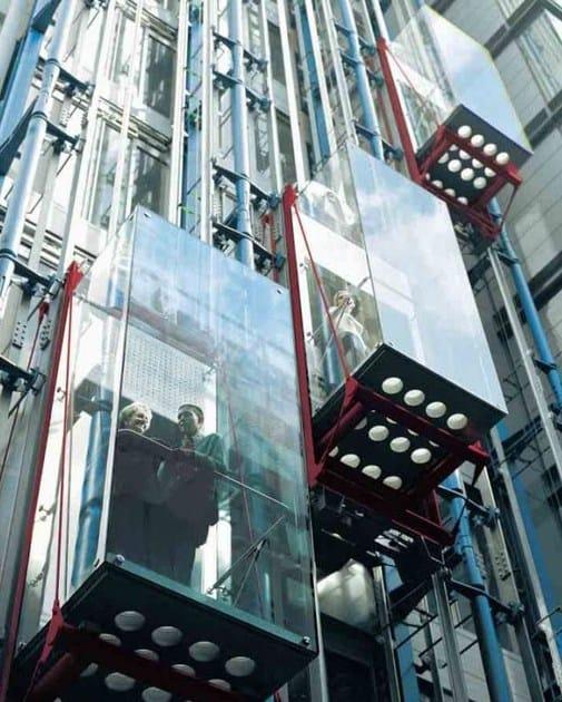 Lift Kone Alta By Kone