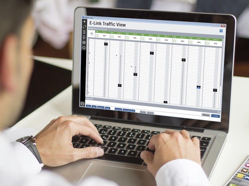 Building automation system interface KONE E-Link™ by KONE