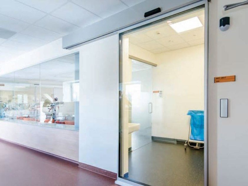 Automatic entry door PORTE ERMETICHE KONE M5 by KONE & Automatic entry door PORTE ERMETICHE KONE M5 By KONE pezcame.com