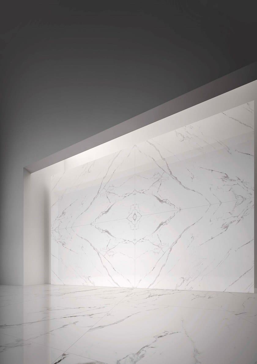 KONTINUA | Pavimento/rivestimento effetto marmo