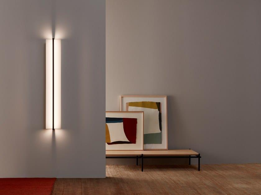 LED wall lamp KONTUR 6416 by Vibia