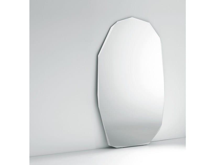 Espelho de chão KOOH-I-NOOR   Espelho by Glas Italia