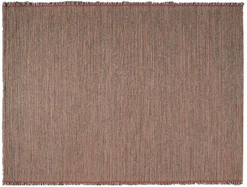 Rectangular fabric rug KOP by Toulemonde Bochart