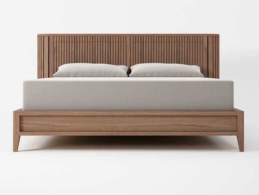 Cama de madera KOPPAR | Cama by KARPENTER