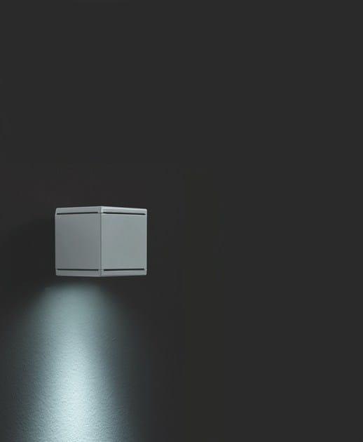 LED aluminium Wall Lamp KOS F.6860 by Francesconi & C.