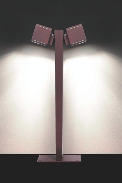 Bollard light KOS F.8050 by Francesconi & C.
