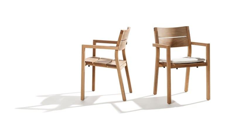 KOS | Sedia con braccioli