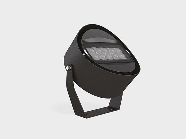 LED walkover light aluminium Outdoor floodlight KOSMOS FLOOD by Cariboni group