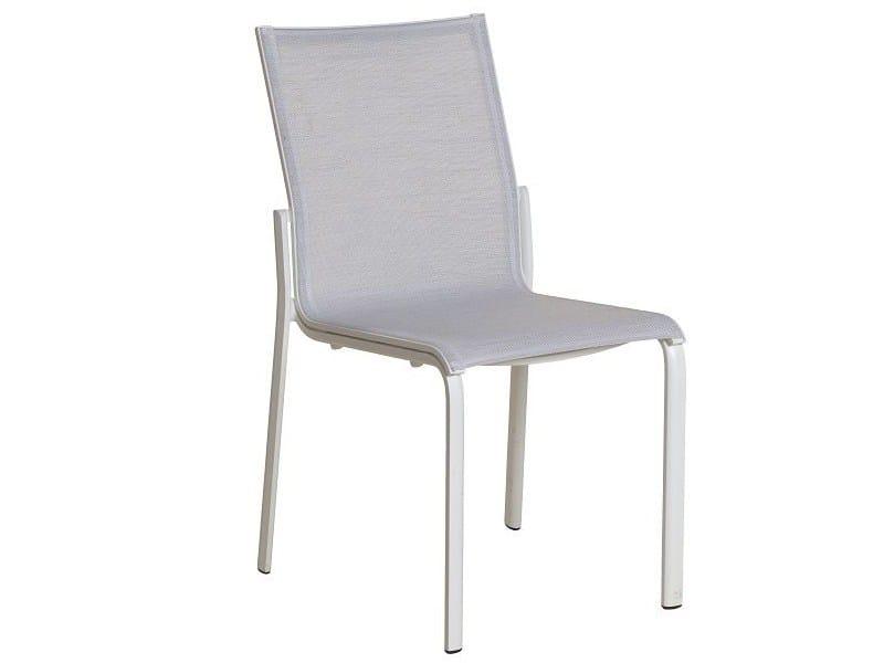 Batyline® garden chair KOTON | Chair by Les jardins