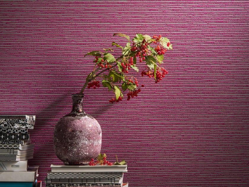 Non-woven paper wallpaper KOYORI CROCHETED by Omexco
