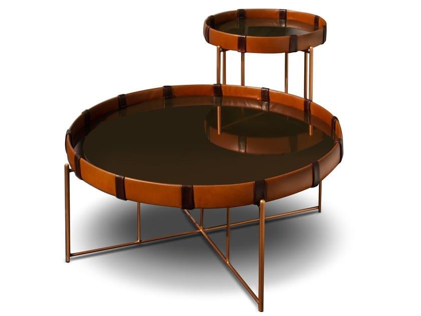 Peau Table By Hostamp; De Home Kradong Ronde En Basse Vache fY6gb7y