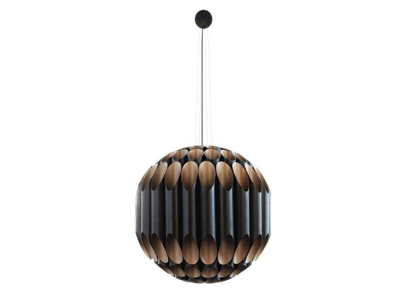 LED aluminium pendant lamp KRAVITZ | Pendant lamp by Delightfull