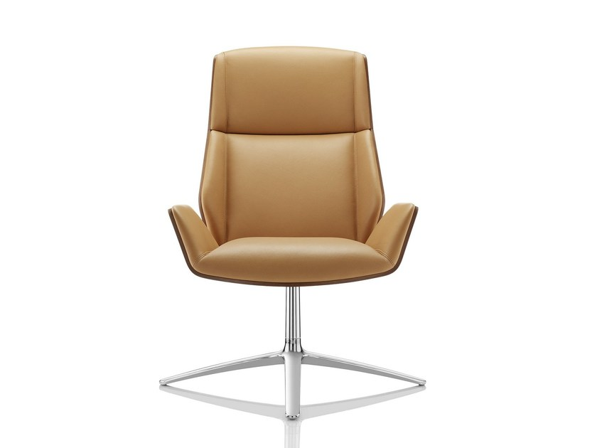 Swivel easy chair with 4-spoke base with armrests KRUZE LOUNGE By Boss Design design David Fox  sc 1 st  Archiproducts : kruze chair - Cheerinfomania.Com