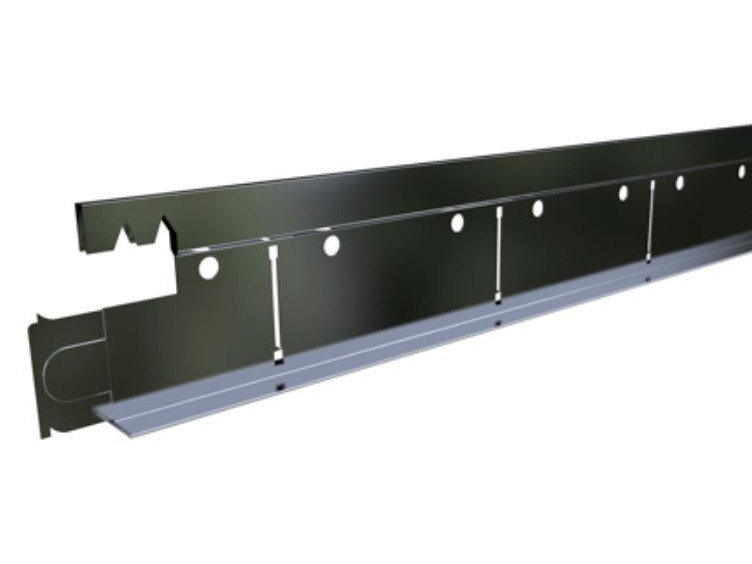 Frame and accessory for suspended ceiling KS38 LINEA 15 by Knauf Italia