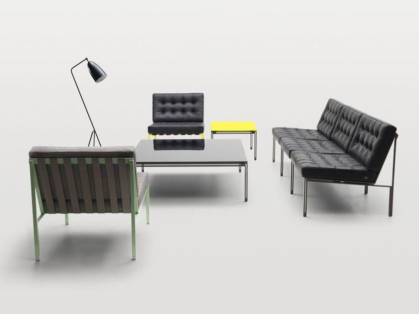 Leather sofa KT-221 | Sofa by de Sede