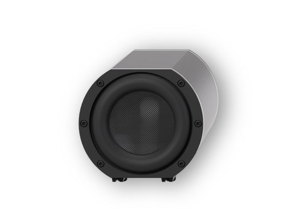 Subwoofer in lega di alluminio TRUFFLE KTR24 by K-array