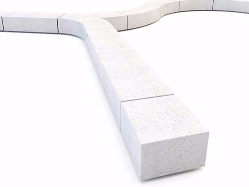 Backless Bench KUBB | Bench by Bellitalia