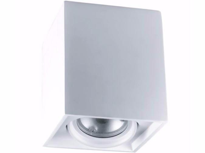 LED ceiling lamp KUBE GM by TEKNI-LED