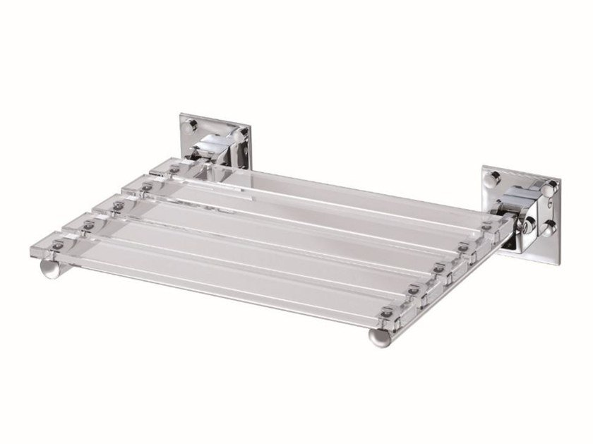 Folding shower Seat KUBIC 149230002 | Shower Seat by pomd'or