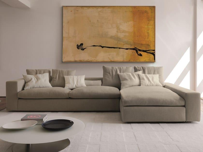Schlafsofa KUBIC SOFT By Désirée divani Design Roberto Gobbo