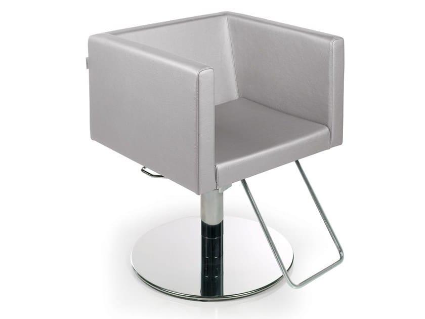 Hairdresser chair KUBICA ROTO by Gamma & Bross