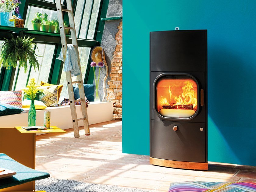 Wood-burning stove KYLIE XTRA by Austroflamm