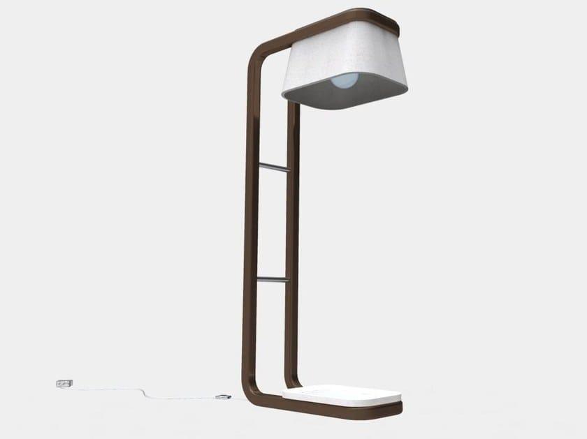Kupola lampada da scrivania by manufatti viscio design sabino ferrante