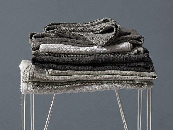 Cotton soft towel set KUR by Society Limonta