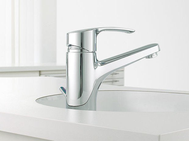 Countertop single handle washbasin mixer KWC VITA | Washbasin mixer by KWC