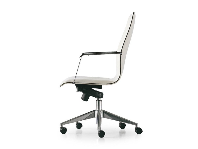 Height-adjustable executive chair with armrests KX EXECUTIVE | Executive chair by FANTONI