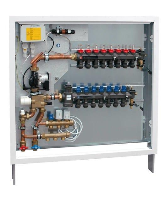 Heat regulation and hygrometric control Kit Smart VJ by RDZ