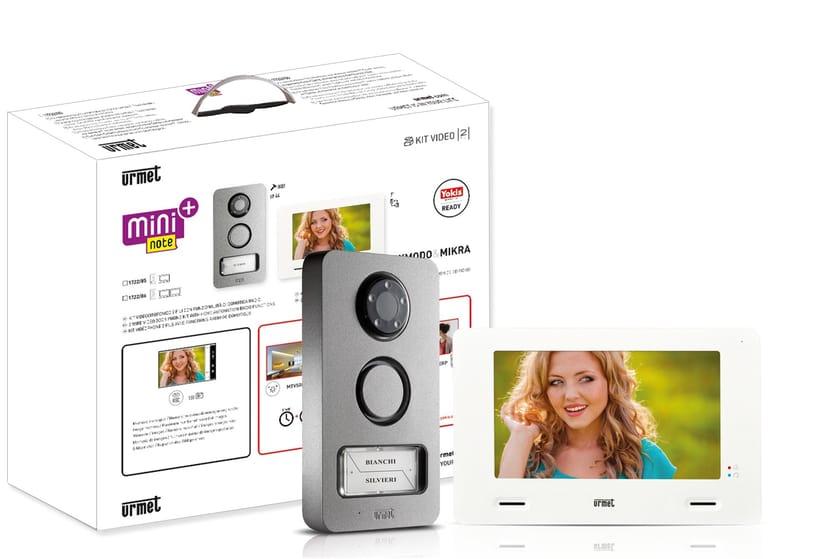Kit videocitofonico Mini Note+ Kit Mini Note+