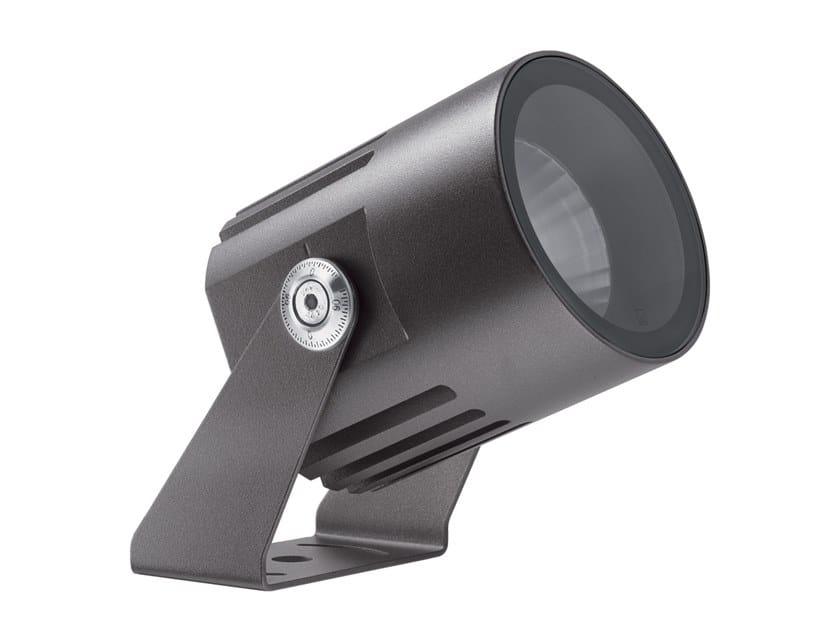 Proiettore per esterno a LED orientabile Kleo 1.0 by L&L Luce&Light