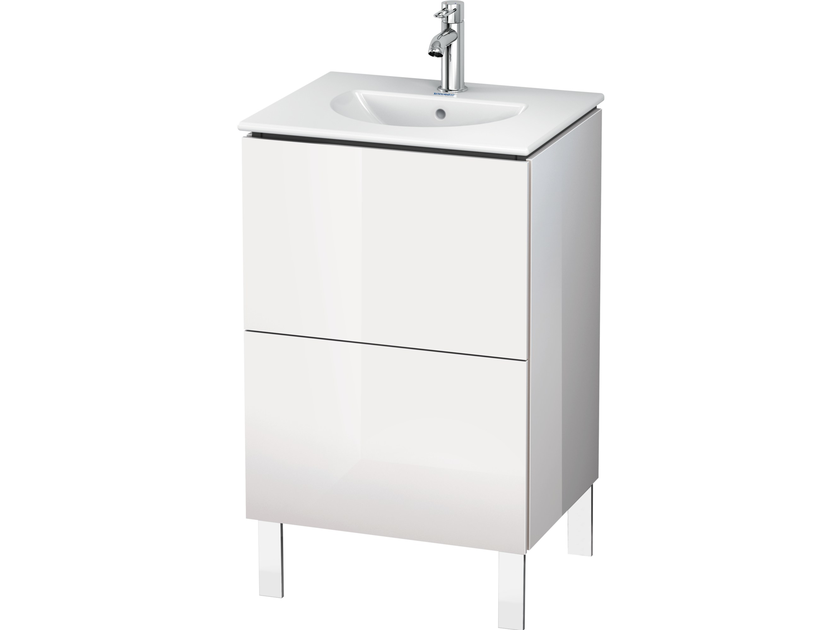 Vanity unit with drawers LC 660 | Vanity unit by Duravit