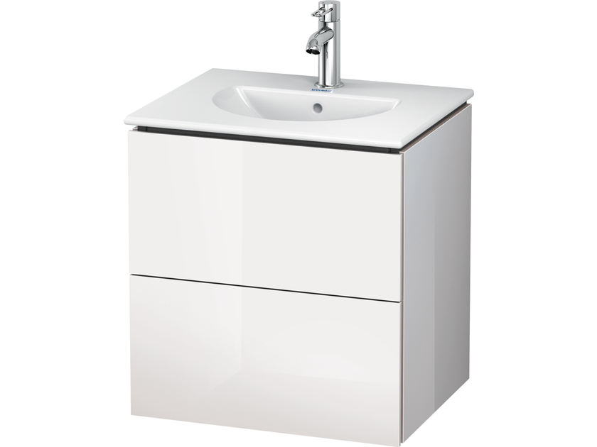 Wall-mounted vanity unit LC 626 | Vanity unit with drawers by Duravit